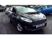 2016 Ford Fiesta 1.25 82 Zetec 5dr Manual Petrol Hatchback