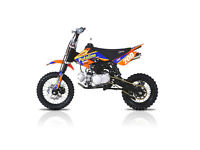 STOMP SUPERSTOMP 120 PIT BIKE MOTO CROSS OFF ROAD MONKEY BIKE