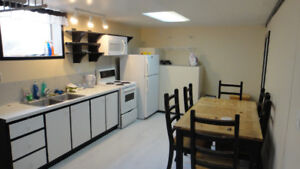 One bedroom suite in downtown Whitehorse, Yukon