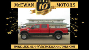 2008 Ford F-350 Lariat Diesel Lifted 4x4 Truck