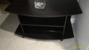 Furniture wood tv stand