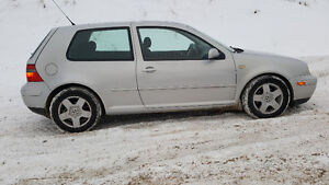 1999 Volkswagen GTI Hatchback