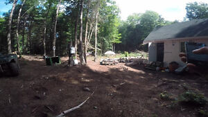 Hunting lot in algonquin highlands for sale Hunt camp W permit Peterborough Peterborough Area image 1