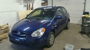2010 Hyundai Accent Hatchback priced to SELL