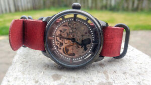 Stuhrling Winchester Automatic Skeleton
