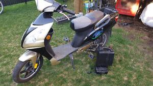 Scooter usagé