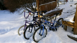 Childrens Bikes For Sale in the GTA