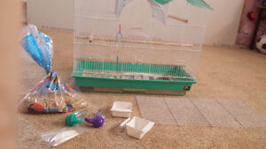 Prevue Hendryx parakeet triple roof Cage for sale