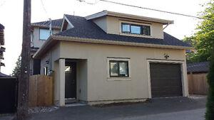 DETACHED LANEWAY HOUSE near UBC Dunbar Kitsilano Point Grey