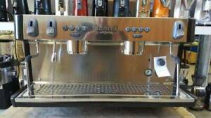 Brand New 2 Group High Cup Iberital Commercial Coffee Machine Roselands Canterbury Area Preview