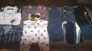 Toddler boys clothes 12-18 months