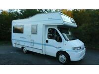 Autohomes Wayfinder Equipe 4 berth rear U-shaped lounge ***DEPOSIT TAKEN***