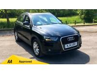 2014 Audi Q3 2.0 TDI (177) SE 5dr Manual Diesel Estate