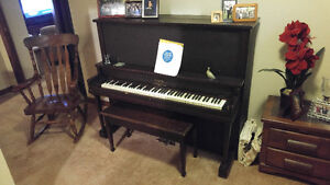 Free lovely upright piano