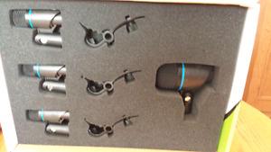 APEX - DP 1 Essential Drum Microphone Package