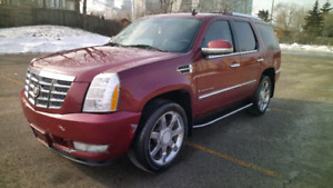 07 escalade $8000  valid etest nav/dvd/chrome wheels