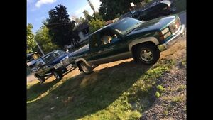 1998 gmc 2wd dropped from $1500.00