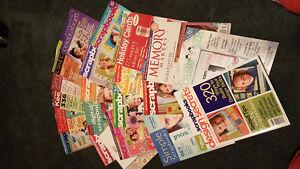Scrapbooking Magazines.