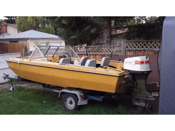 Used 1973 Other Swinger 15 - Tri-Hull