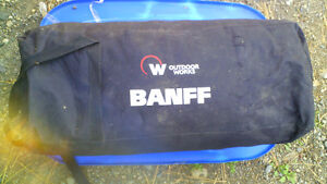 6 man tent hardly used