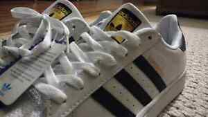 Brand new Adidas Shelltoes size 8