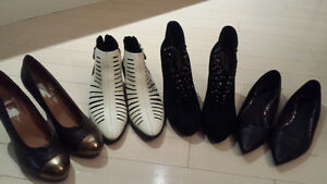 Various shoes sizes 9.5 & 10 - $25