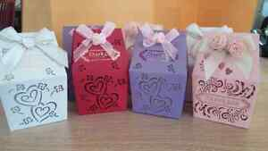 Beautiful Wedding Favor Boxes