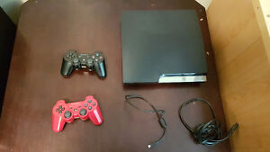 PS3 Great Condition, two controllers, power cords