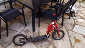 Kids Scooter with BMX Style Handle Bars