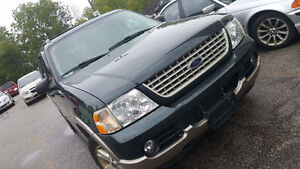 2004 Ford Explorer Edie Bauer Edition 4x4 SUV