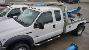 2006 Ford F-450 Tow Truck