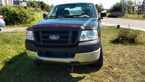 2005 Ford F-150 Fx4 Supercab Pickup Truck