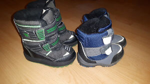 USED Size 5 Boys Boots