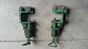 Quick Attach for JD 640 Loaders