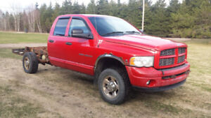 dodge ram diesel cummins 2005 4x4