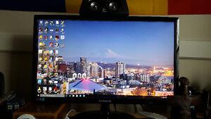 """Samsung SyncMaster SA300 23"""" LED Monitor"""