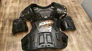 KTM chest protector. Used once only!