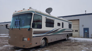 RV Satellite TV and Internet on the GO!!!