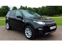 2017 Land Rover Discovery Sport 2.0 TD4 HSE 5dr Automatic Diesel Estate