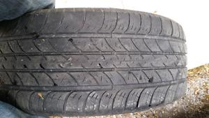 2 Cooper tires 205/55R16