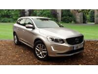 2017 Volvo XC60 D5 (220) SE Lux Nav 5dr AWD Ge Automatic Diesel Estate