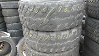 """Two 265/70R17"""" Tires. Hercules Trail Digger"""