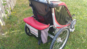 Chariot Cougar 1 Bike Trailer and Stroller