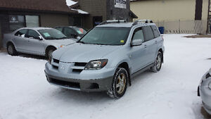 2004 Mitsubishi Outlander LS SUV, ONLY $3995 IS WHAT YOU PAY.*