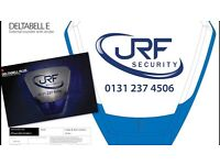 JRF SECURITY Alarm systems