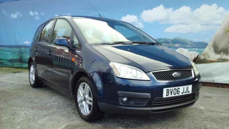 2006 ford focus c max zetec 1 6 petrol in cwmbran. Black Bedroom Furniture Sets. Home Design Ideas