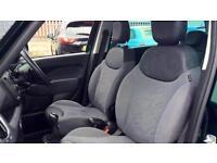2014 Fiat 500L 1.3 Multijet 85 Lounge 5dr Dua Automatic Diesel Estate