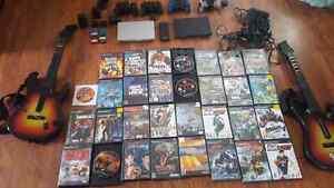 Lot de 6 consoles  retro..game cube playstation