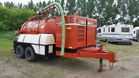 Ditch Witch FX60 Hydrovac Unit for sale
