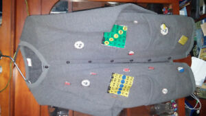 WOMANS BINGO JACKET MEDIUM 15.00